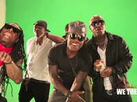 | Ace Hood Feat. Lil Wayne Hustle Hard GMix music video official Behind The Scenes |