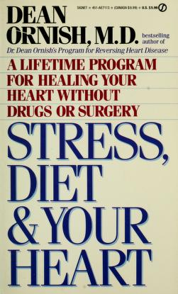 Cover of: Stress, diet, and your heart by Dean Ornish