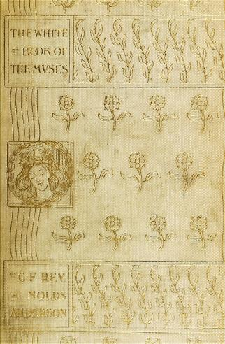 The white book of the muses by G. F. Reynolds Anderson