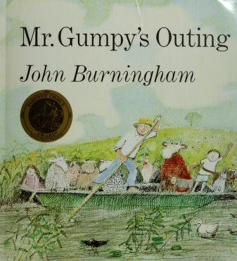 Cover of: Mr. Gumpy's outing | John Burningham