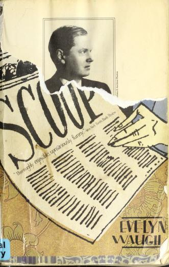 Cover of: Scoop | Evelyn Waugh