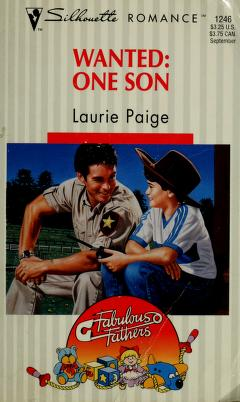 Cover of: Wanted: one son | Laurie Paige